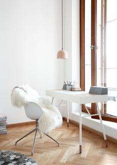 """Schreibtisch """"Cupertino"""" von BoConcept. (Foto: BoConcept)"""