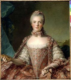 Madame Adélaïde de France (fille de Louis XV)