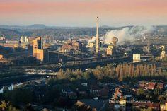 View on Charleroi