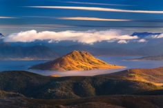 Lake Pedder Tasmania