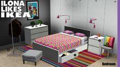Ilona likes IKEA: the bedrooms by Sandy
