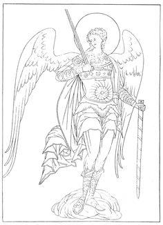 Иконы. Книга иконных образцов. Прориси (500 фото) Byzantine Icons, Byzantine Art, Religious Icons, Religious Art, Gabriel, Coloring Books, Coloring Pages, Catholic Art, Art Icon