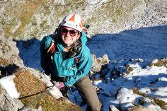 Klettern am Arlberg
