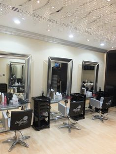 Hairdressing area