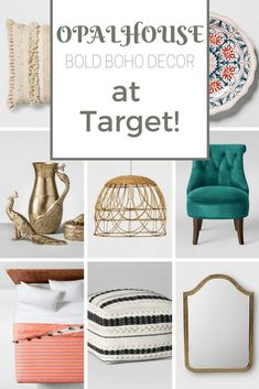 The New Opalhouse Line at Target is here! Its a beautiful collection with bold bohemian vibes. I've shared my favorites from the Opalhouse collection. come check them out! www.one-thousadoaks.com