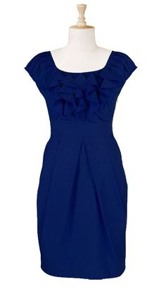 I really want this dress... and I love that you can enter your measurements and they make it to fit you perfectly :)