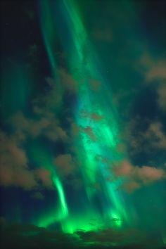 Kostenloses Bild auf Pixabay - Nordlicht, Plasma, Himmel