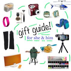 his & hers holiday gift guide I howsweeteats.com