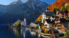 Onde Ficar em Hallstatt na Áustria #viagem #viajar