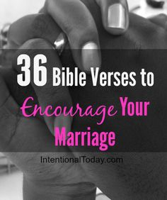 To thrive in your marriage, its important to know what God says concerning you and your spouse.and to apply it! :) Here's 36 Bible Verses to Encourage Your Marriage today. marriage, marriage tips Godly Marriage, Marriage Relationship, Happy Marriage, Marriage Advice, Love And Marriage, Healthy Marriage, Fierce Marriage, Marriage Prayer, Godly Wife