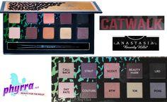 Anastasia Catwalk Palette Review