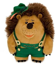 How cute is this Toy Story plush toy, Mr. Pricklepants.  #mrpricklepants #toystory