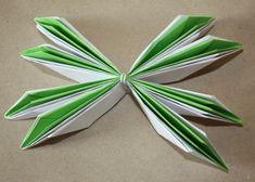 Fotopostup na lekno z papiera 14 3d Origami, Plants, Planters, Plant