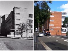 Jeffery House,162 Marsden St Parramatta. c1940>2014. [1940-State Library of NSW>2014-by Curt Flood]