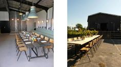 Restaurant 'Uit je Eigen Stad' Rotterdam