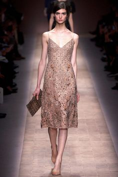 Valentino. Spring 2013 Ready to Wear. Oh my those details. It is a work of art in itself.