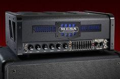 Mesa Boogie Bass Strategy Head on Cab