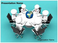 #TheTemplateWizard presents professionally designed #Global #Business Meeting #3D Animated #PPT #Template.  These royalty #free Global Business Meeting animated powerpoint backgrounds let you edit text and values and can be used for topics like #Meeting, #Conference, #Teamwork, Business and #Communication etc., for professional 3D animated PowerPoint #presentations.