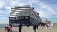 Invasão a Lisboa. Quinze mil turistas chegam de cruzeiro num só dia.