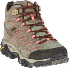 new concept 4b719 af7f8 Moab 2 Mid WP Hiking Boots - Womens Botas De Moda Para Mujeres Para  Realizar Senderismo