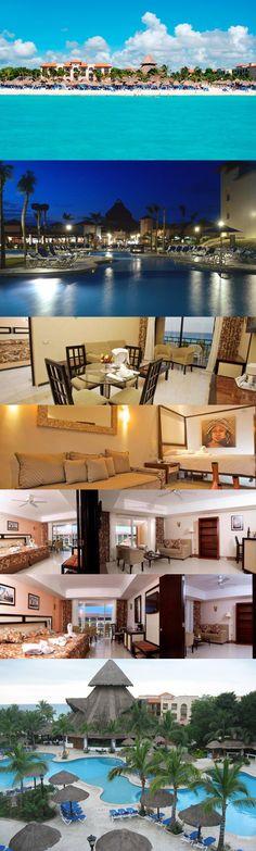 Bring your vacation to Sandos a step further. Dive Resort, Resort Spa, Beach Resorts, Hotels And Resorts, Vacation Places, Mexico Vacation, Quintana Roo, Travel Set, Royal Weddings