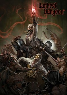 Return to the Warrens - Darkest Dungeon Fanart, Jonathan Gonzalez on ArtStation at https://www.artstation.com/artwork/5Znv1