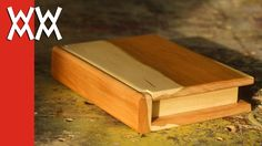 Make a gift box in the shape of a book. A book box! Download plans: http://www.woodworkingformeremortals.com/2013/02/make-wooden-book-keepsake-box.html -----...