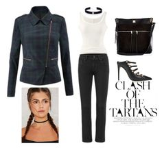 """Tartan Plaid"" by paola-peay on Polyvore featuring Gucci, CAbi, River Island and AS29"