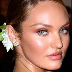Beautiful Candice Swanepoel at the 2015 Met Ball wearing my Norman Parkinson Dreamy Glow Highlighter, Film star Bronze and Glow Suntan and Sunlight, The Dolce Vita Eye shadow Luxury Palette, Full Fat Lashes, Lip Cheat Lip liner in Iconic Nude, Very Victoria Lipstick, Cheek to Chic blush in Ecstasy #CharlotteTilbury