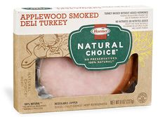 We believe in making lunchmeats and bacon with no added preservatives or nitrates. That's why all of our delicious deli meats are made from clean and simple ingredients. Oven Roasted Turkey, Smoked Turkey, Healthy Lunch Meat, Healthy Eats, Kids Lunch For School, School Lunches, Meat Sandwich, Deli Ham, Eat To Live