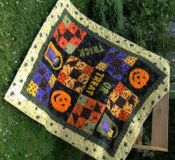 Halloween Holiday Quilts