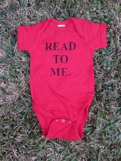 And the ultimate demand: | 33 Perfect Gifts For Book-Loving Babies