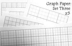 graph Paper BW Set Two