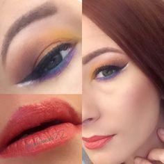 Alicia Ventimiglia  @aliciaisis77 Instagram Photos | Makeupartist #makeup
