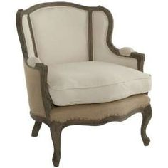 Tub chair for sitting room