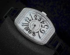 Franck Muller Ladies Vanguard V32 QZ D Full Diamond paved   WE ARE BASED AT JAKARTA please contact us for any inquiry : whatsapp : +6285723925777 blackberry pin : 2bf5e6b9  #WATCH #WATCHES #FORSALE #FRANCKMULLER #DIAMOND #LADYDIAMOND #LUXURY #LUXURYWATCH