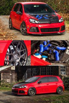 Volkswagen On Pinterest Volkswagen Golf Golf And Slammed