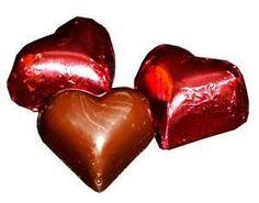 Sjaaks Dark Chocolate Hearts of Cherry