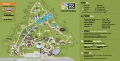 Zoo Map | Omaha's Henry Doorly Zoo | Entertainment in Omaha | Visit Omaha