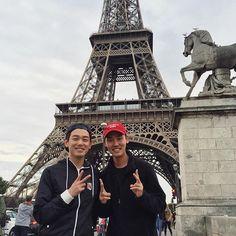 An AmeriNAM in Paris.