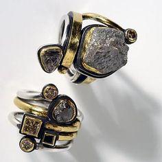 Barbara Bertagnolli - Italian jewellery designer and goldsmith based in London, UK