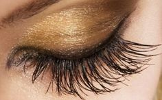Copper Eye Make up