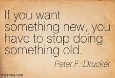 A year from now, will you be whinning about the same things or are you doing something different to change your future?
