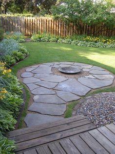 146 Beautiful Backyard Landscaping Design Ideas (9) #LandscapingDesignIdeas