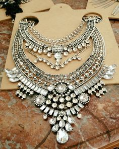 Mega #Collar #Pechera