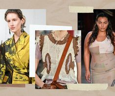 Big Fashion, Fast Fashion, World Of Fashion, Autumn Fashion, Street Fashion, Fashion Trends, Fabric Remnants, Crochet Trim, Signature Style