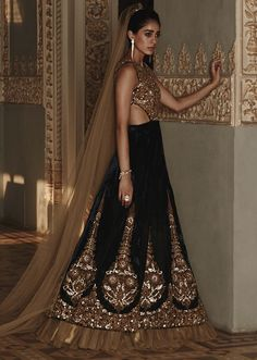 LEHENGA INDIAN FASHION DESIGNER LEHENGA