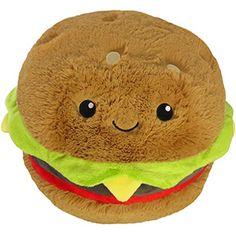 YAS! Cheeseburger Squishable Pillow!!!!!!!