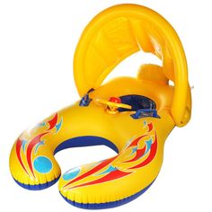 Mother and Child Double Swimming Ring