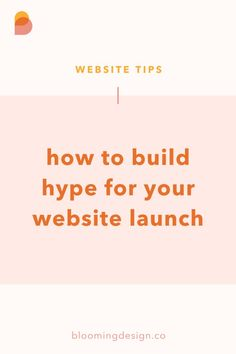 Business Launch, Social Media Marketing Business, Business Tips, Marketing Ideas, New Website Announcement, Web Design, Design Ideas, Design Inspiration, Graphic Design